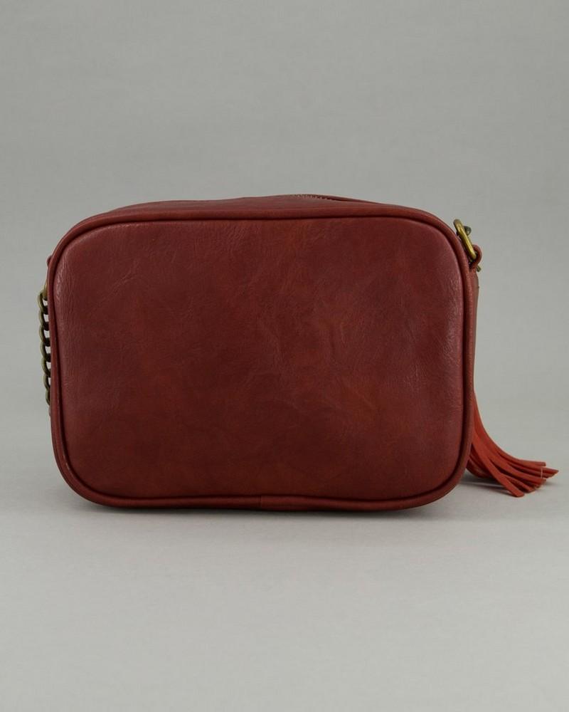 Women's Rita Cross-Body Bag -  rust