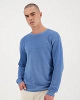 Men's Archer Pullover -  blue