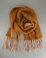 Women's Beth Two-Toned Scarf -  pink