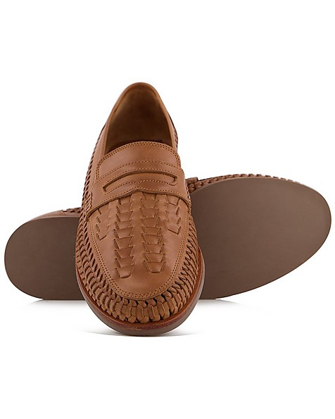 Men's Ross Shoe -  tan