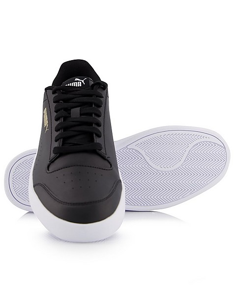 Men's Puma Shuffle Sneaker -  black