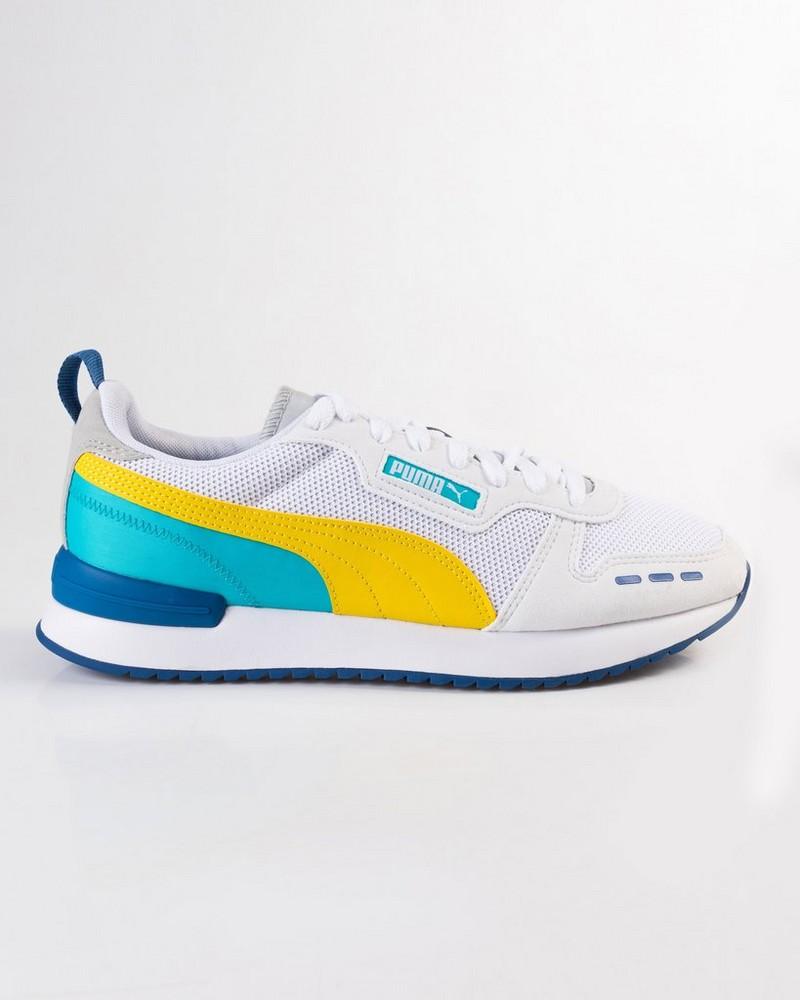 Men's Puma R78 Sneaker -  white