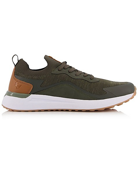 Men's Marcus Sneaker -  olive
