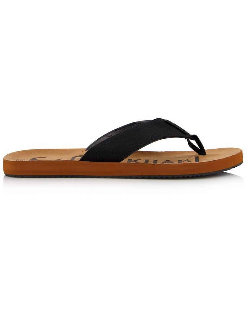 Men's Mitchel Flip Flop -  black