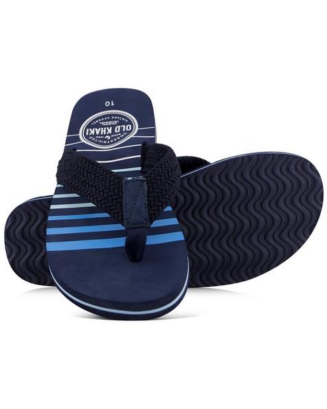 Men's Cam Flip Flop -  navy