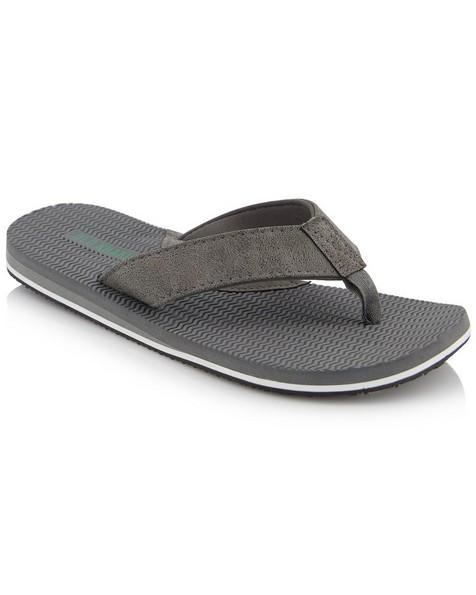 Men's Phil Flip Flop -  grey