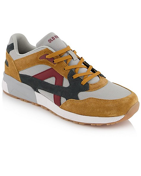 Men's Travis Sneaker -  grey