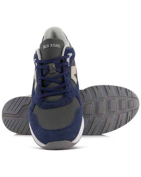 Men's Travis Sneaker -  navy