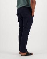 Men's Declan Utility Pants -  navy