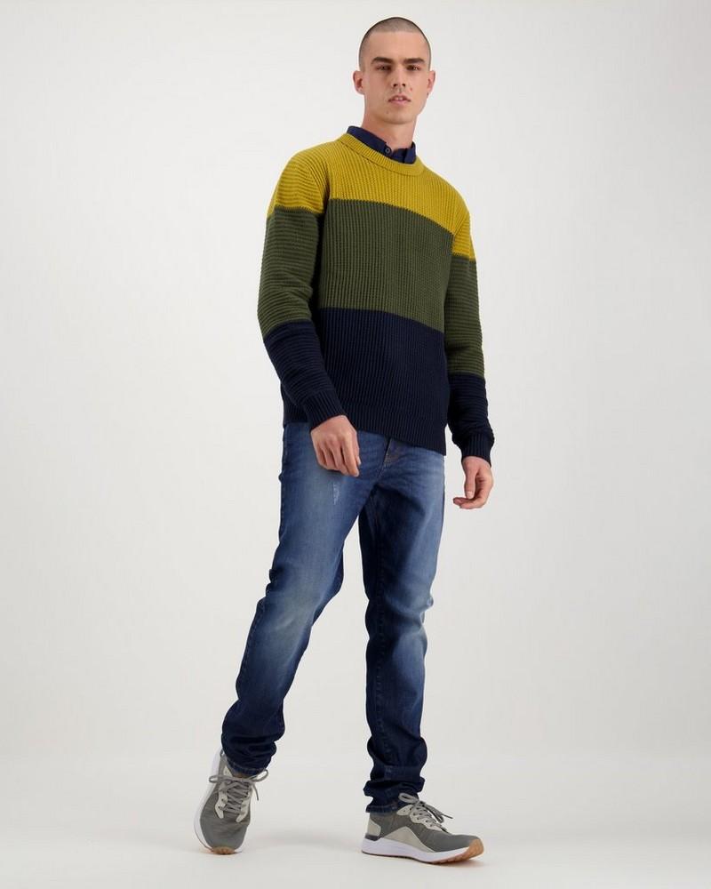 Men's Calum Pullover -  lightolive