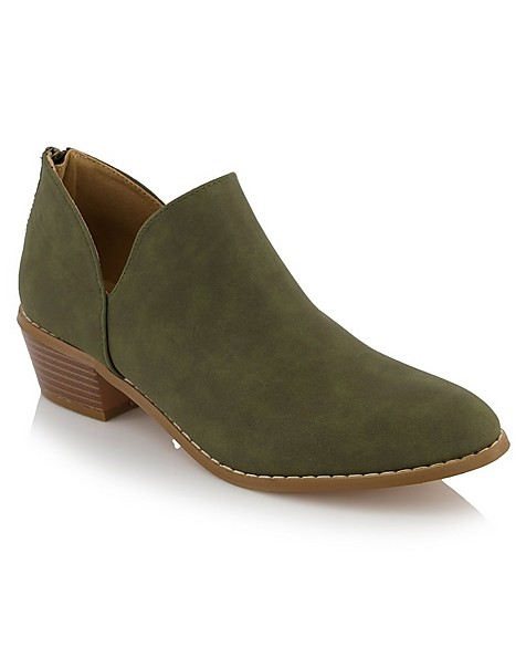 Women's Ash Shoe -  olive