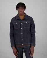 Men's Marco Denim Trucker Jacket -  indigo