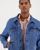 Men's Janik Denim Jacket -  midblue