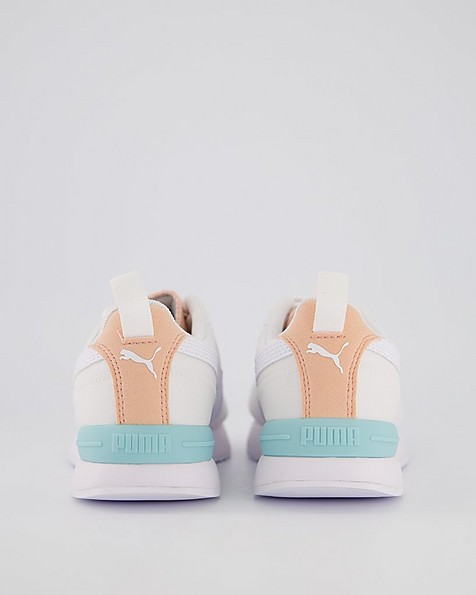 Women's Puma R78 Sneaker -  white