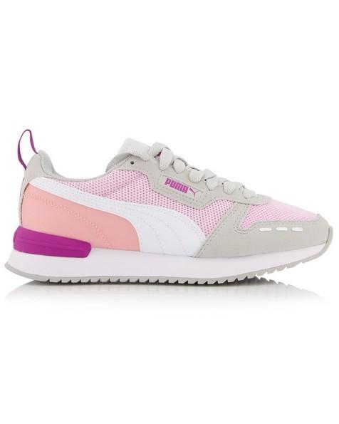 Women's Puma R78 Sneaker -  pink