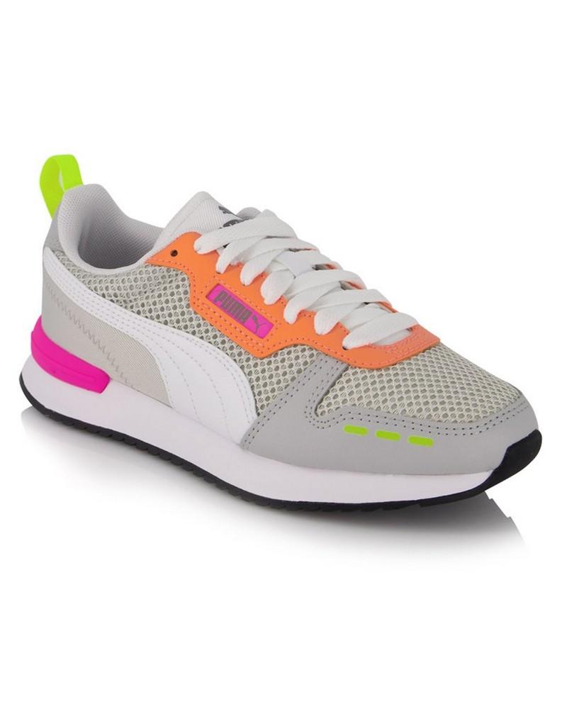 Women's Puma R78 OG Sneaker -  grey