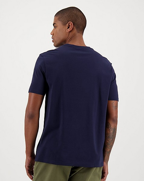 Men's Mike Relaxed Fit T-Shirt -  navy