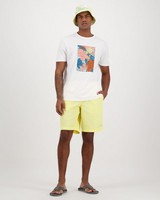 Men's Sloan Relaxed Fit T-Shirt -  white