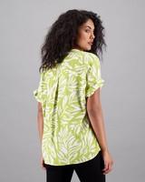 Women's Myra Blouse -  lightgreen