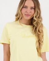 Women's Andiswa T-Shirt -  yellow
