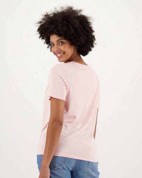 Women's Miranda T-Shirt -  pink