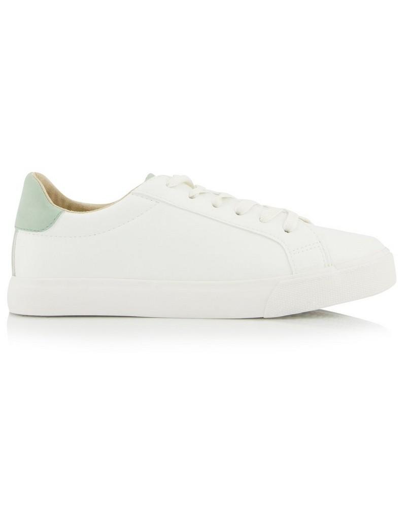 Women's Annie Sneaker -  white