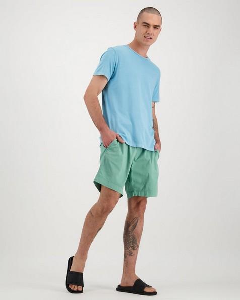 Men's Daniel Standard Fit T-Shirt -  blue