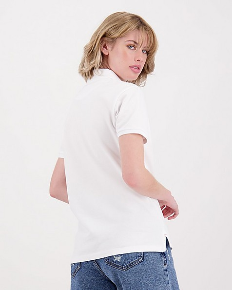 Women's Eva Golfer -  white