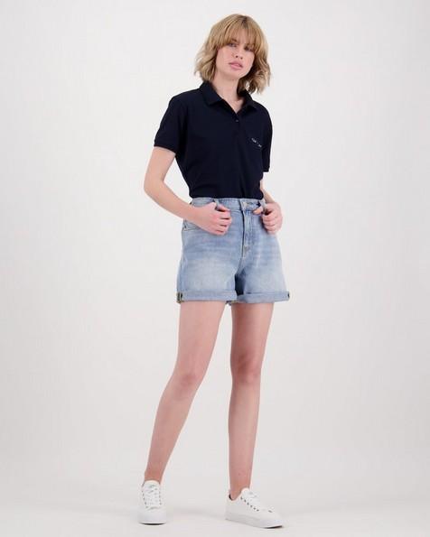 Women's Eva Golfer -  navy