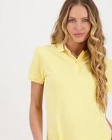Women's Eva Golfer -  yellow