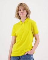 Women's Eva Golfer -  ochre