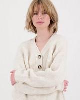 Women's Izzy Pullover -  milk