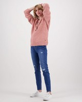 Women's Izzy Pullover -  pink