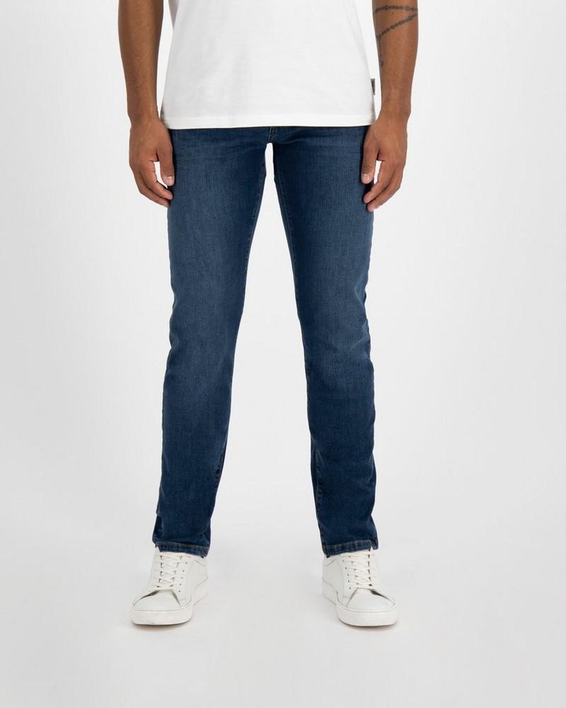 Men's Mayson Slim Denim -  midblue