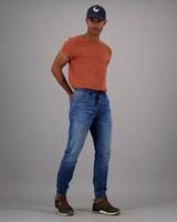 Men's Johnny Denim Joggers -  midblue