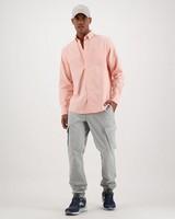 Men's Jasper Regular Fit Shirt -  orange