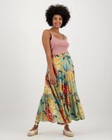 Women's Mia Tiered Skirt -  assorted