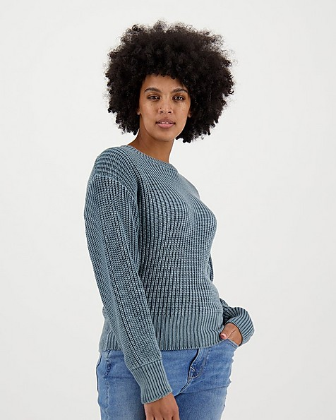 Women's Pixie Pullover -  teal