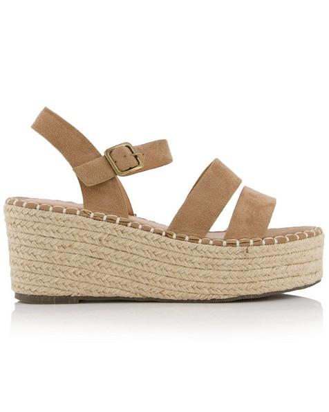 Women's Viwe Sandal -  taupe