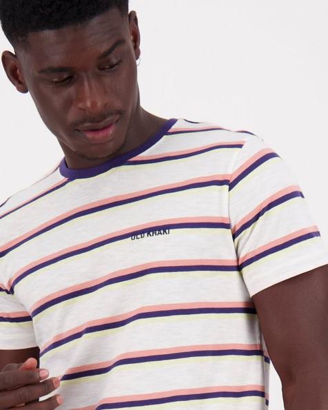 Men's Woody Standard Fit T-Shirt -  yellow