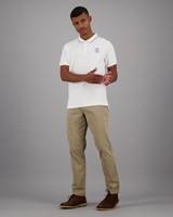 Men's Grant Standard Fit Golfer -  white