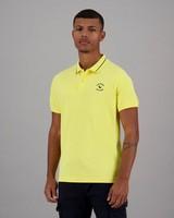 Men's Grant Standard Fit Golfer -  yellow