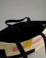 Women's Zahara Kilim Shopper Bag -  pink