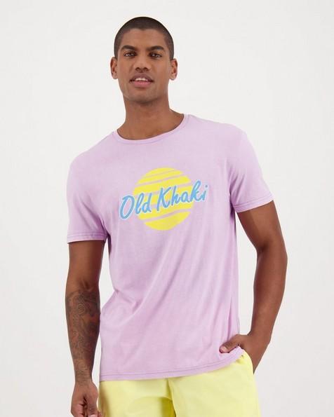 Men's Joe Standard Fit T-Shirt -  lilac