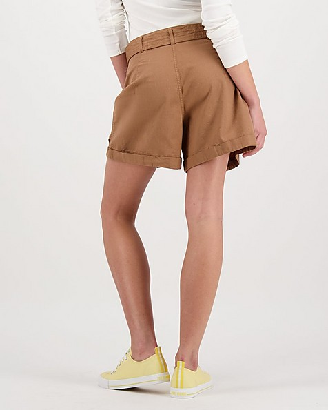 Women's Anna Shorts -  tan