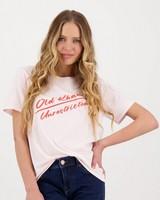 Women's Naomi T-Shirt -  pink