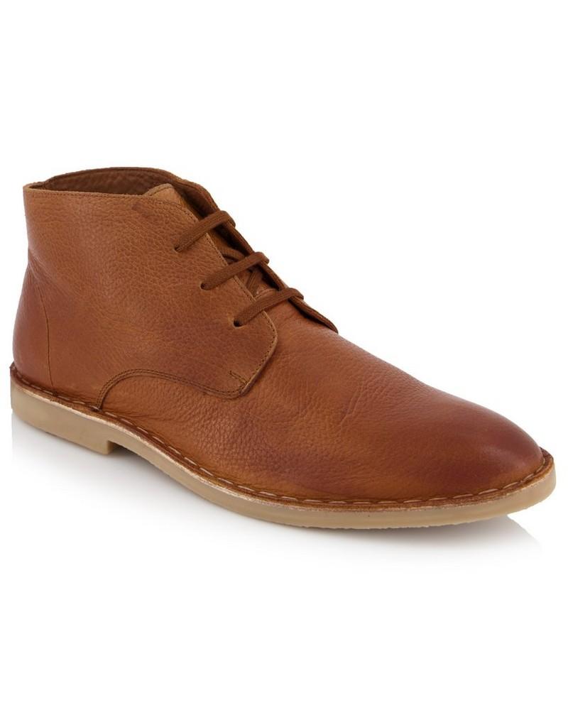 Men's Clark Boot -  tan