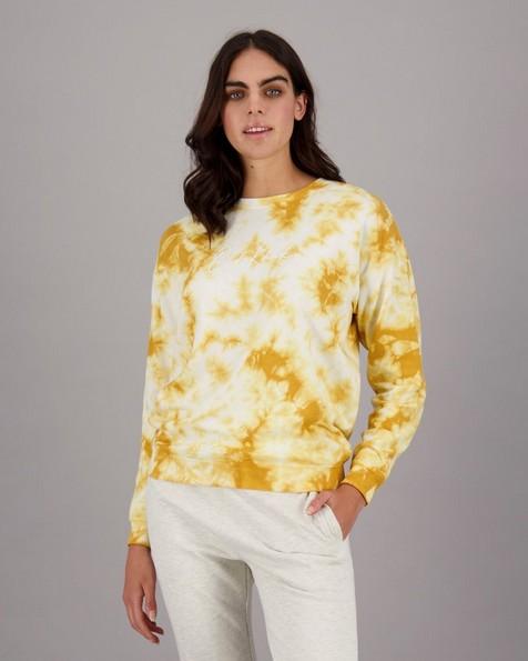 Women's Didi Sweat -  yellow