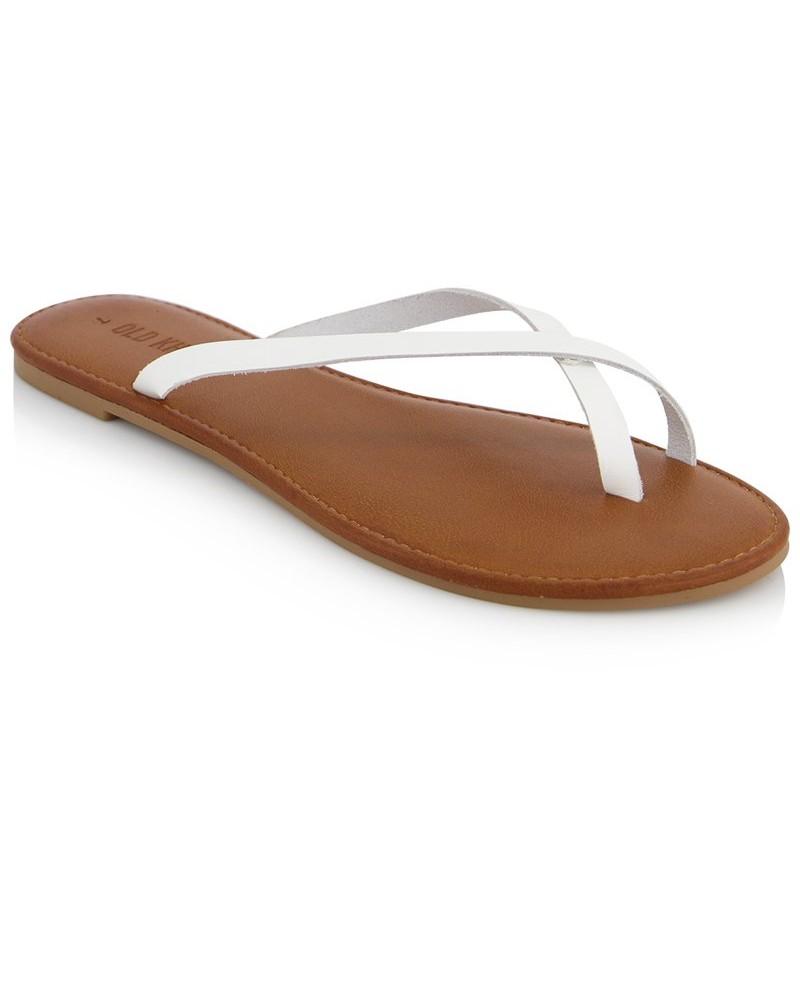 Women's Lana Sandal -  white
