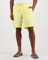 Men's Gideon Swim Shorts -  yellow